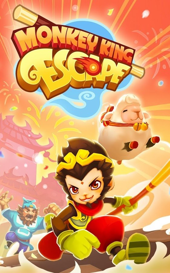 Monkey King Escape Android image 5