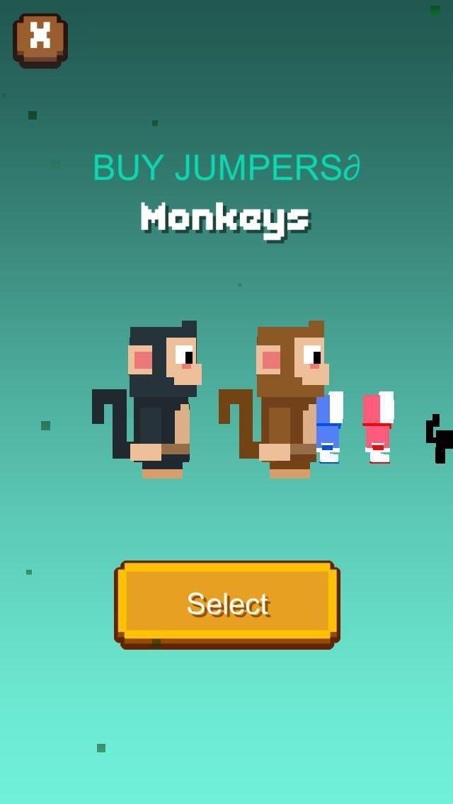 Monkey Ropes iPhone image 7