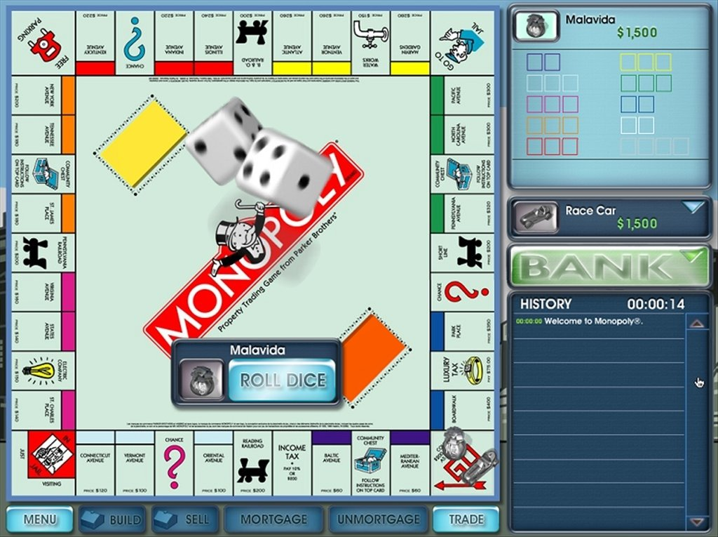 free monopoly classic download full version