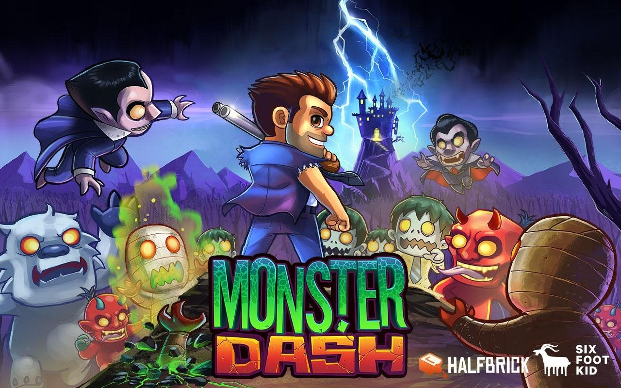 Monster Dash Android image 5
