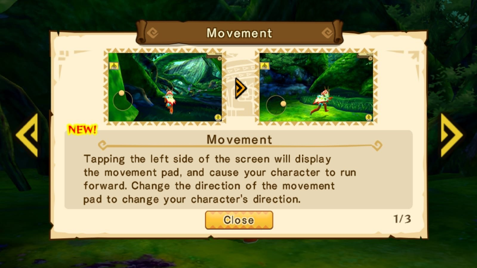 monster hunter stories the adventure begins apk download
