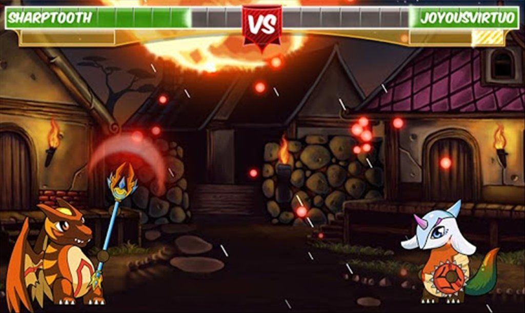 Monster Rivals Android image 6
