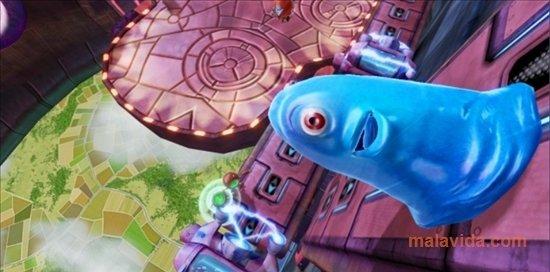Monsters vs Aliens image 4