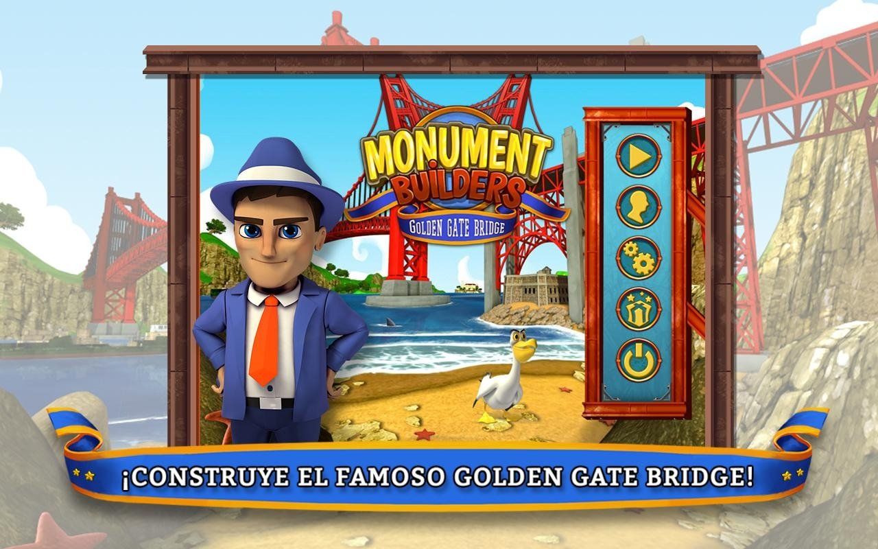Monument Builders: Golden Gate Android image 5