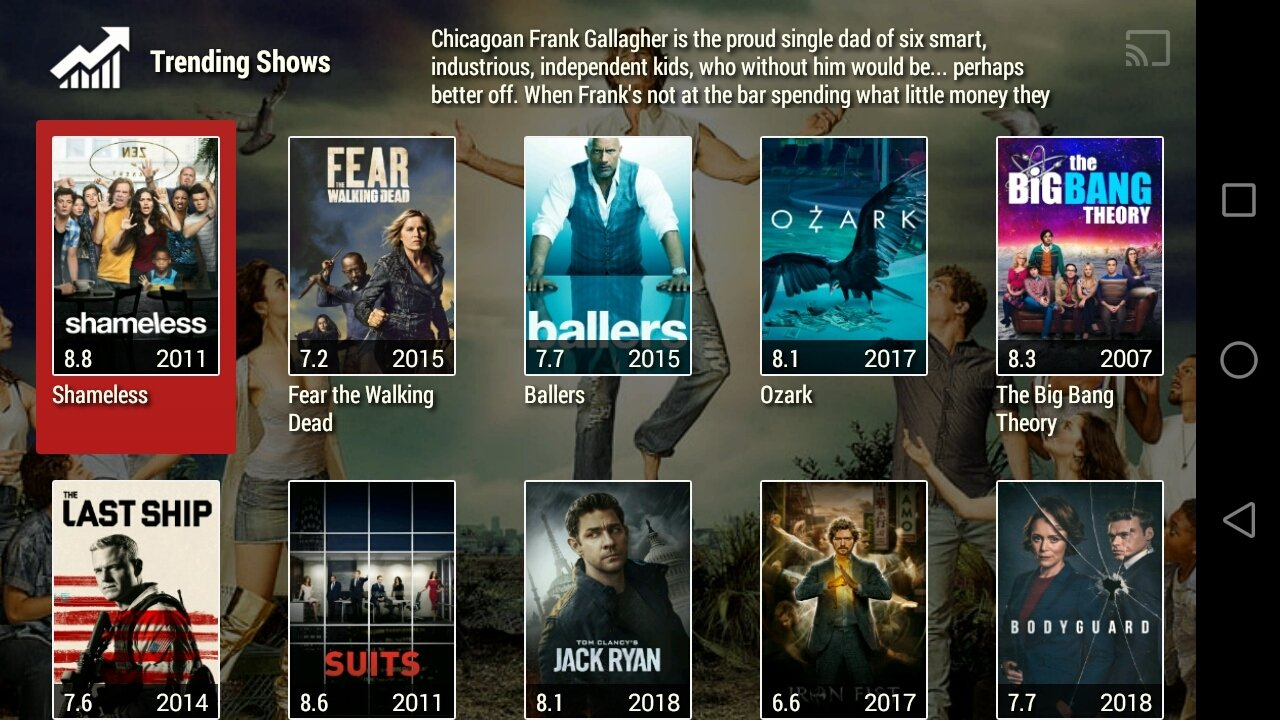 Morpheus TV 1 66 - Descargar para Android APK Gratis