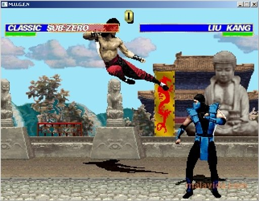 Mortal Kombat 4.1 Beta