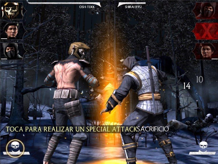 Mortal Kombat X iPhone image 6