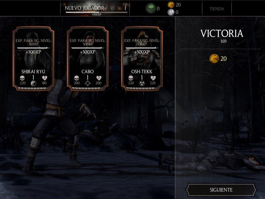 Mortal Kombat X - Download for iPhone Free
