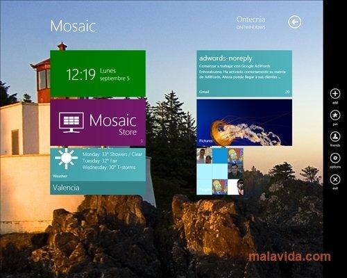 Mosaic Desktop image 6