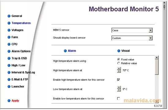 MotherBoard Monitor image 4