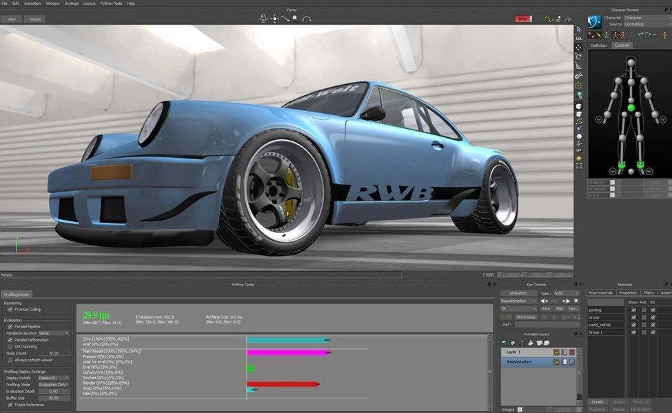 MotionBuilder image 4