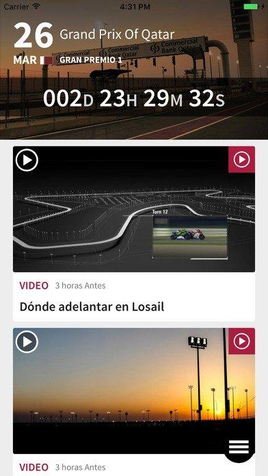 MotoGP iPhone image 5