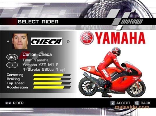 MotoGP 2 Demo