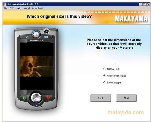 Motorola Media Studio image 3