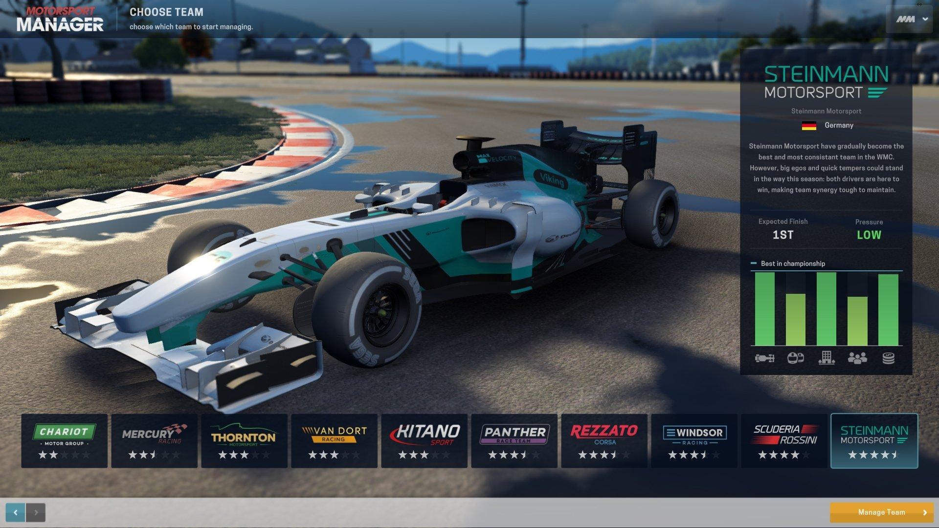 Motorsport Manager image 8