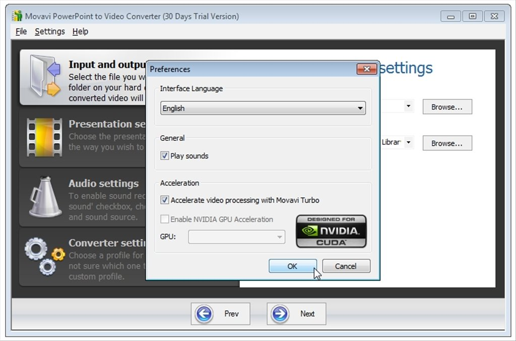 Movavi Powerpoint to Video Converter Convert PPT files to video
