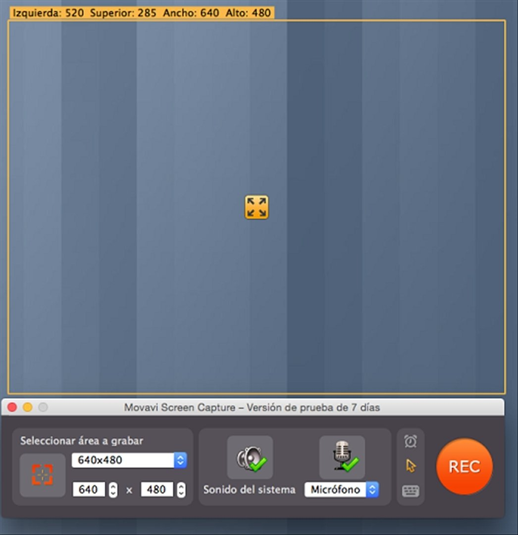 Movavi Screen Capture Mac image 4
