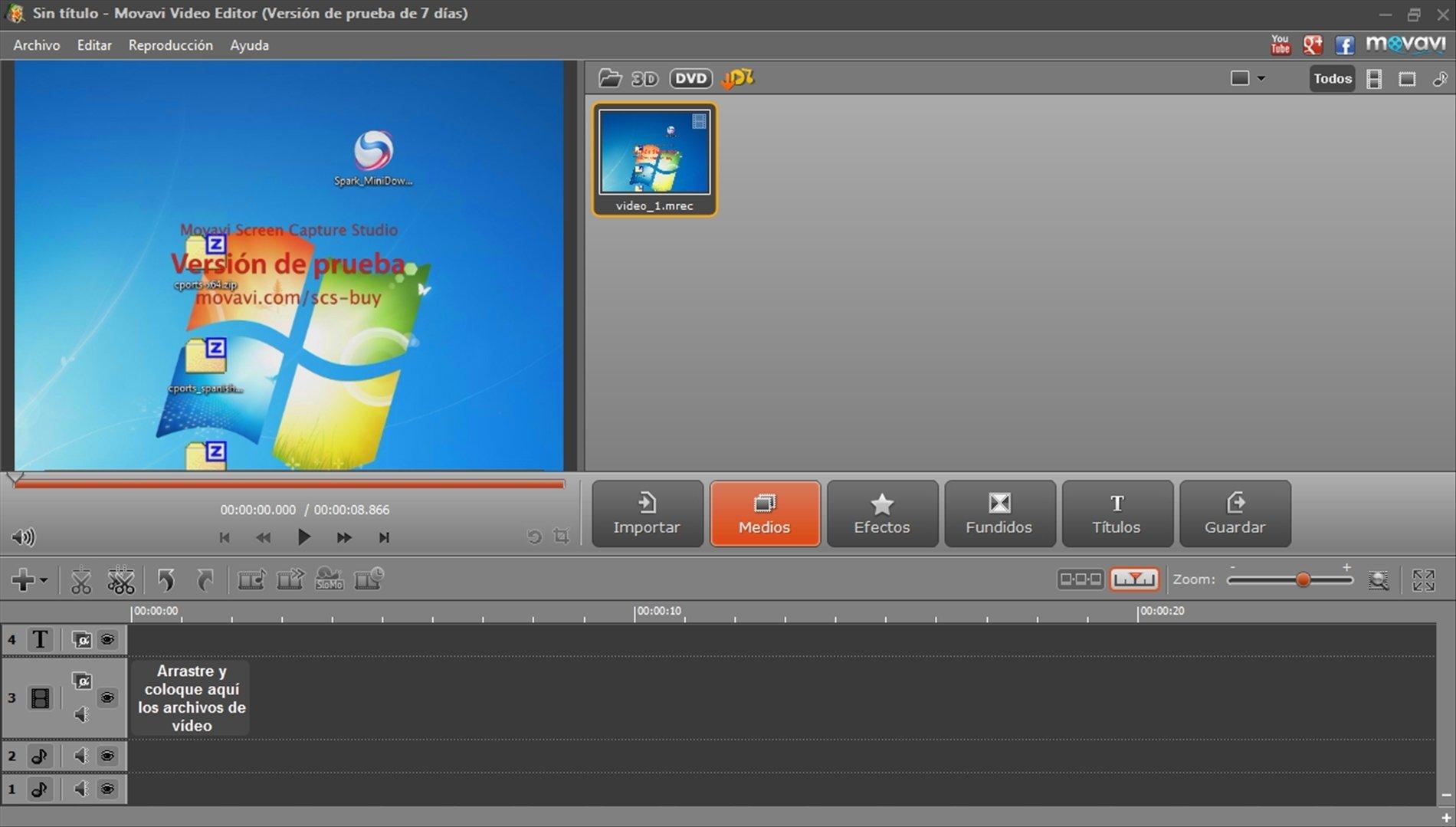 Как вставить переходы между видео Инструкция от Movavi 64
