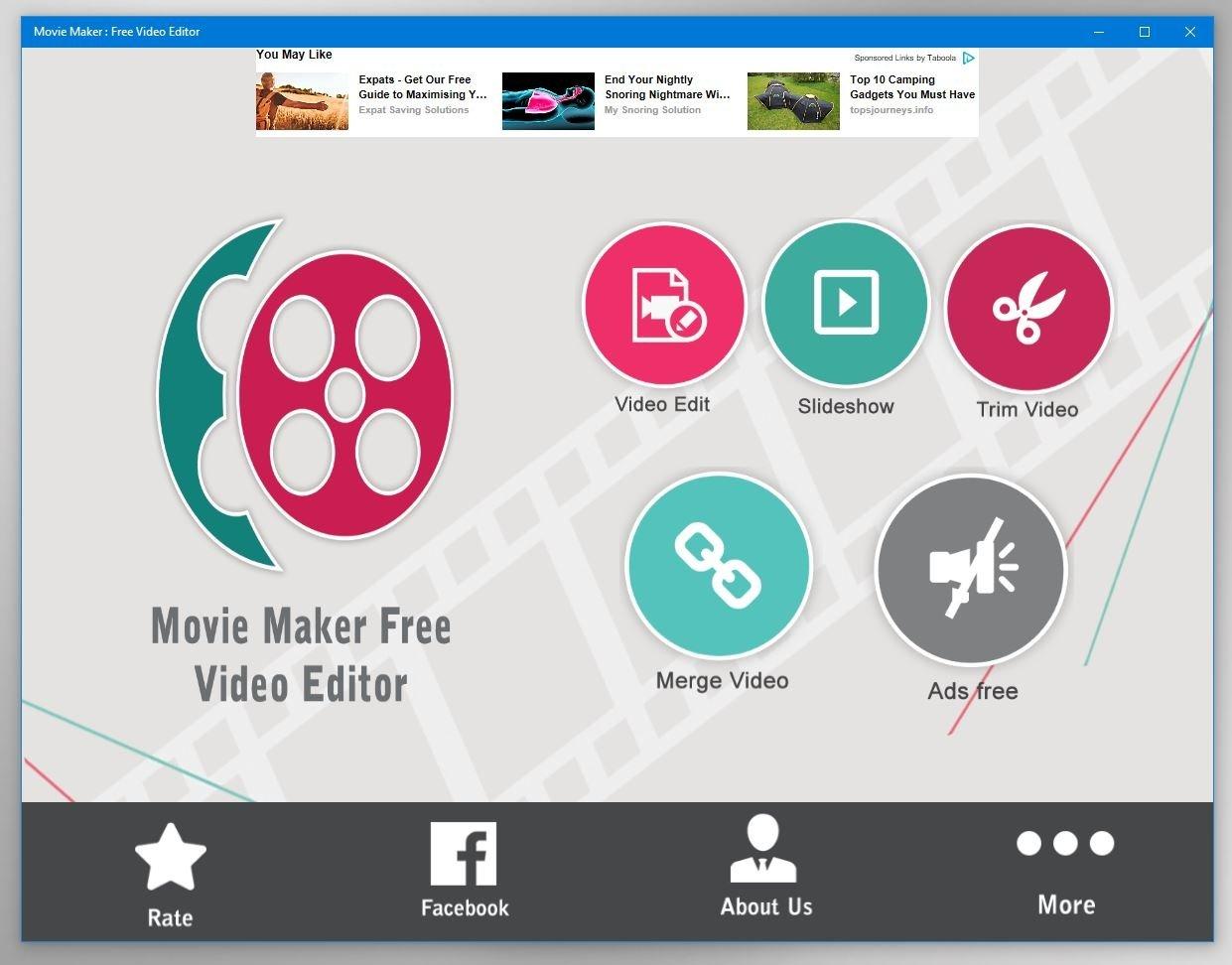 Movie Maker - Free Video Editor image 6