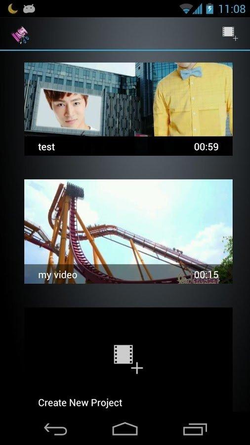Movie Studio Android image 6