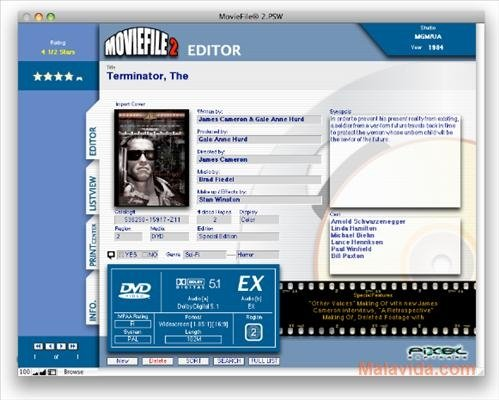 MovieFile 2 - Download for Mac Free