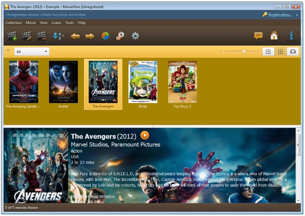 MovieHive image 7