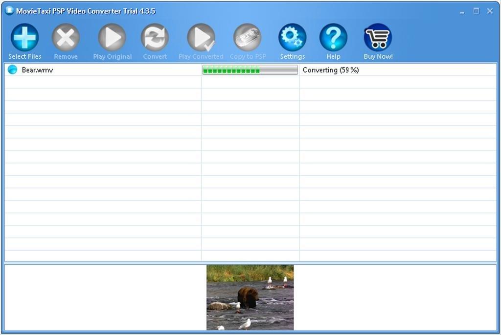 MovieTaxi PSP image 3