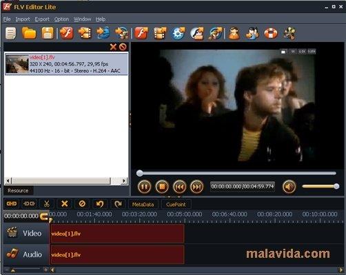 Moyea FLV Editor image 5
