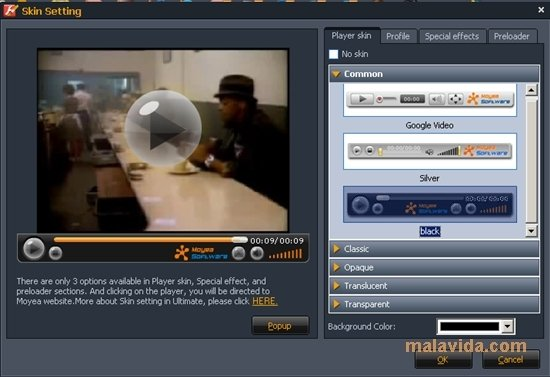 Moyea FLV Editor Lite 1 1 1 846 - Download for PC Free