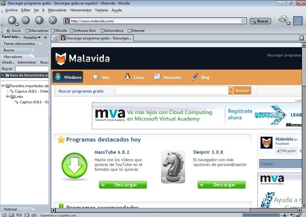 Mozilla Suite 1.7.12