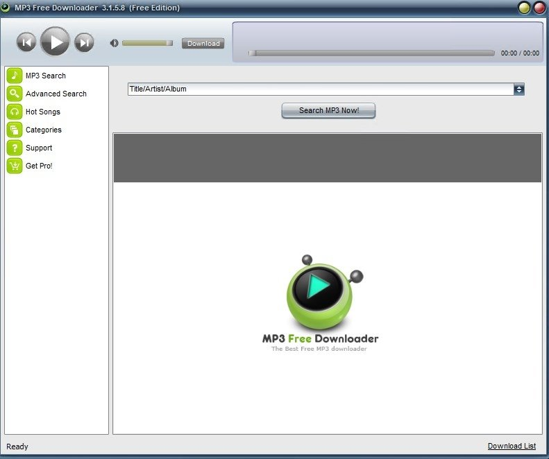 mp3 songs download software for pc free