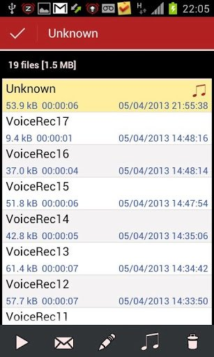 MP3 InCall Recorder & Voice 1 3 - Download for Android APK Free