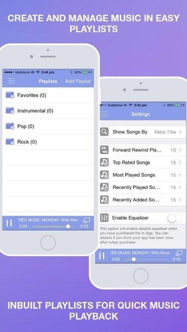 MP3 Music Downloader - Télécharger pour iPhone Gratuitement