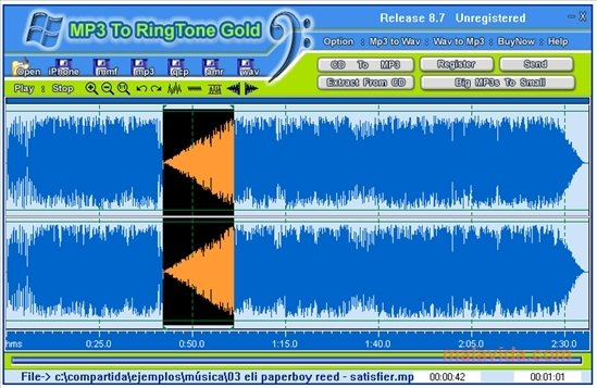 MP3 To Ringtone image 4