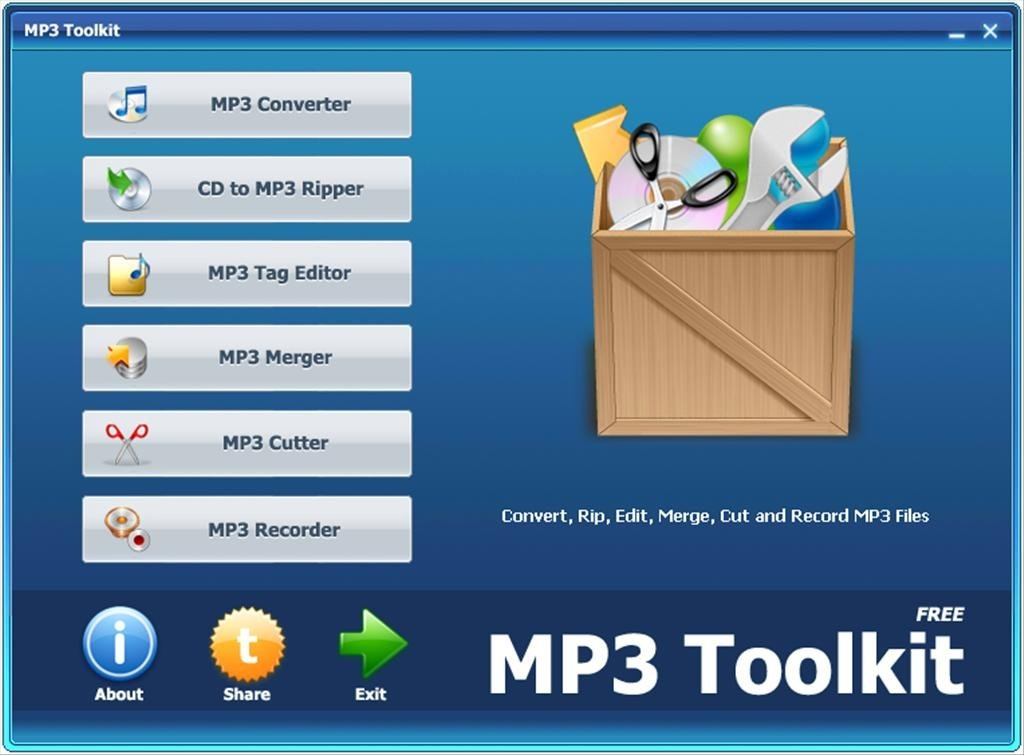 MP3 Toolkit image 7