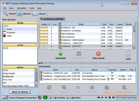 MP3 Torpedo 5.7.8.0