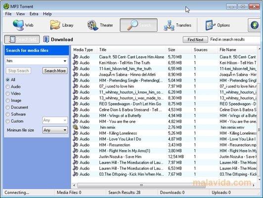 MP3 Torrent 3.21