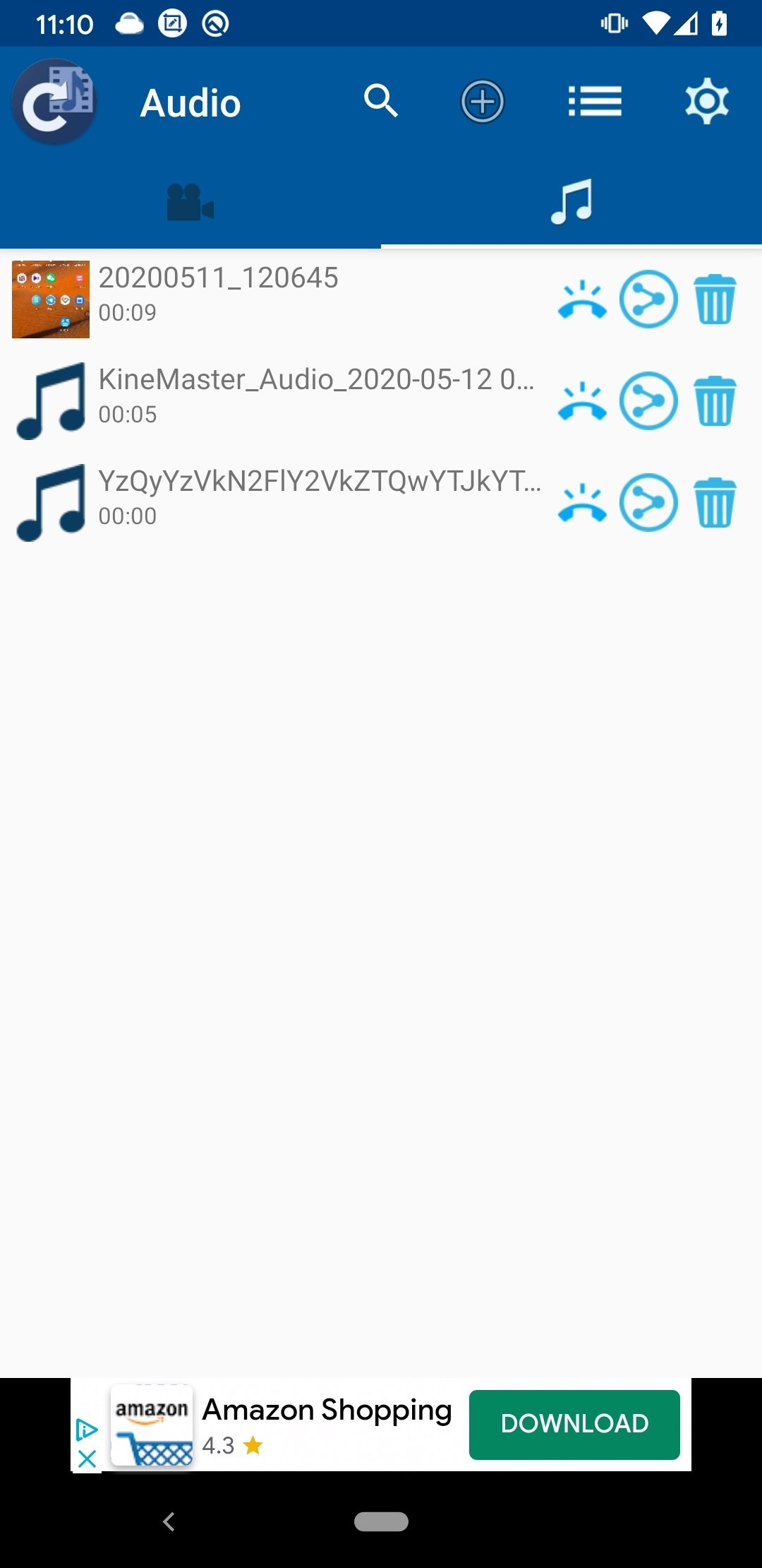 MP3 Video Converter Fundevs 2 4 1 - Download for Android APK Free