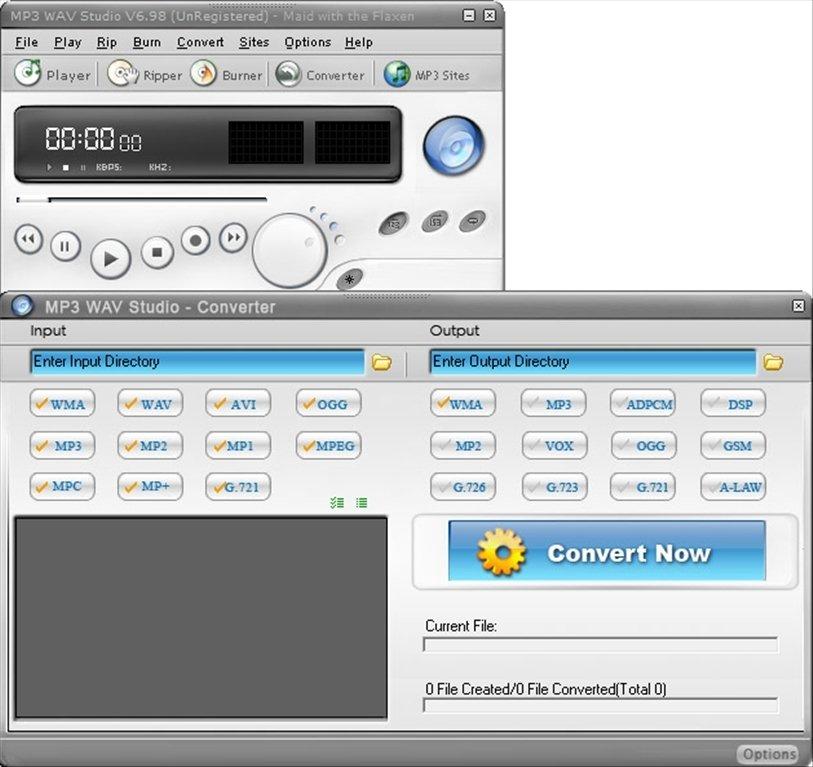 Mp3 studio download