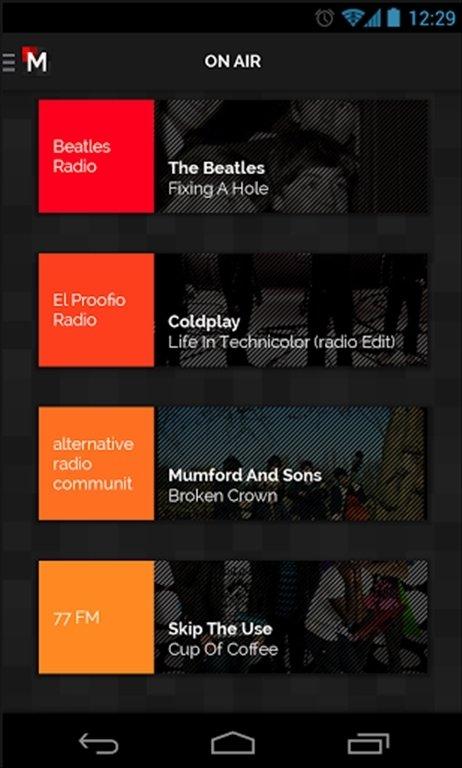 MPme Radio Android image 6