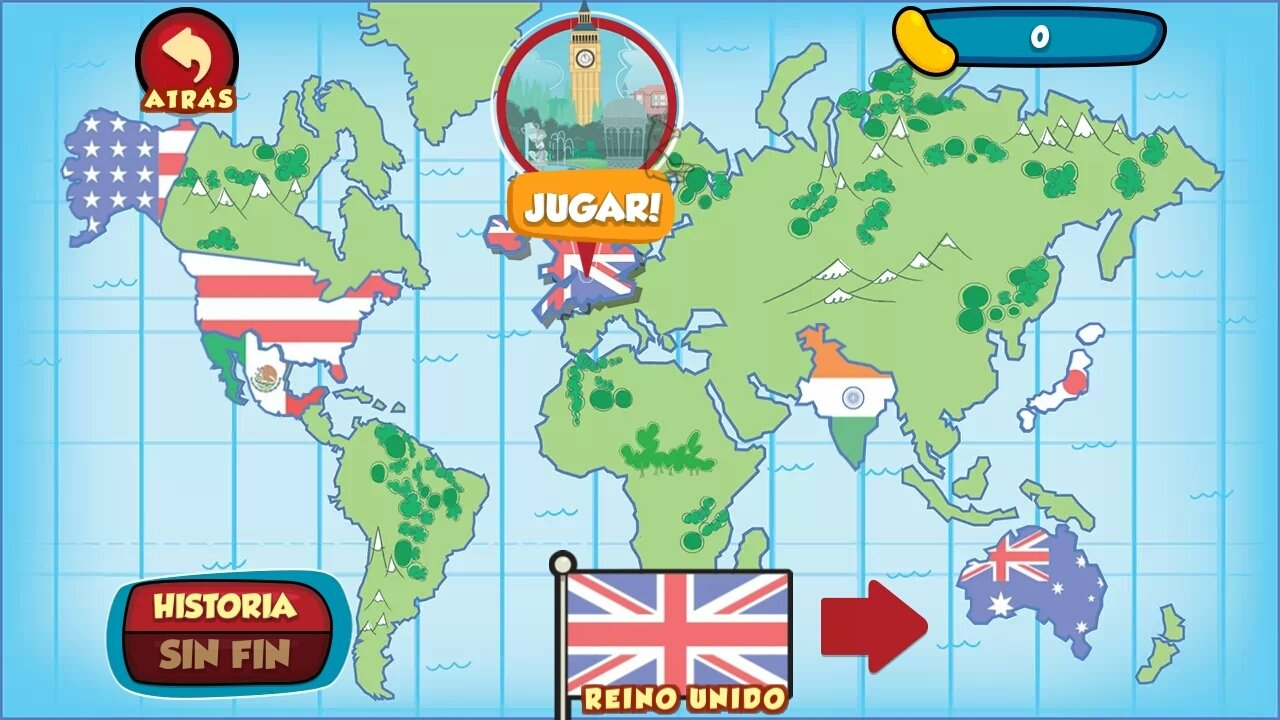 Mr Bean - Around the World Android image 4