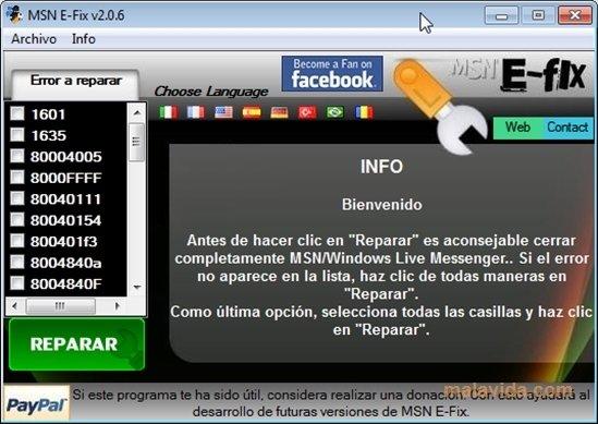 GRATUITEMENT 0.8 TÉLÉCHARGER MSN