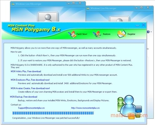 MSN Polygamy image 2