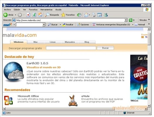 MSN Toolbar 4.0.360.0