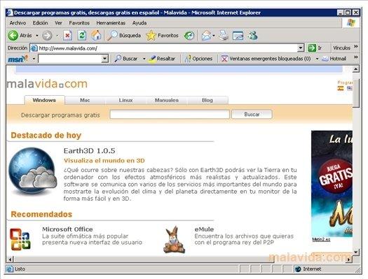 MSN Toolbar image 4