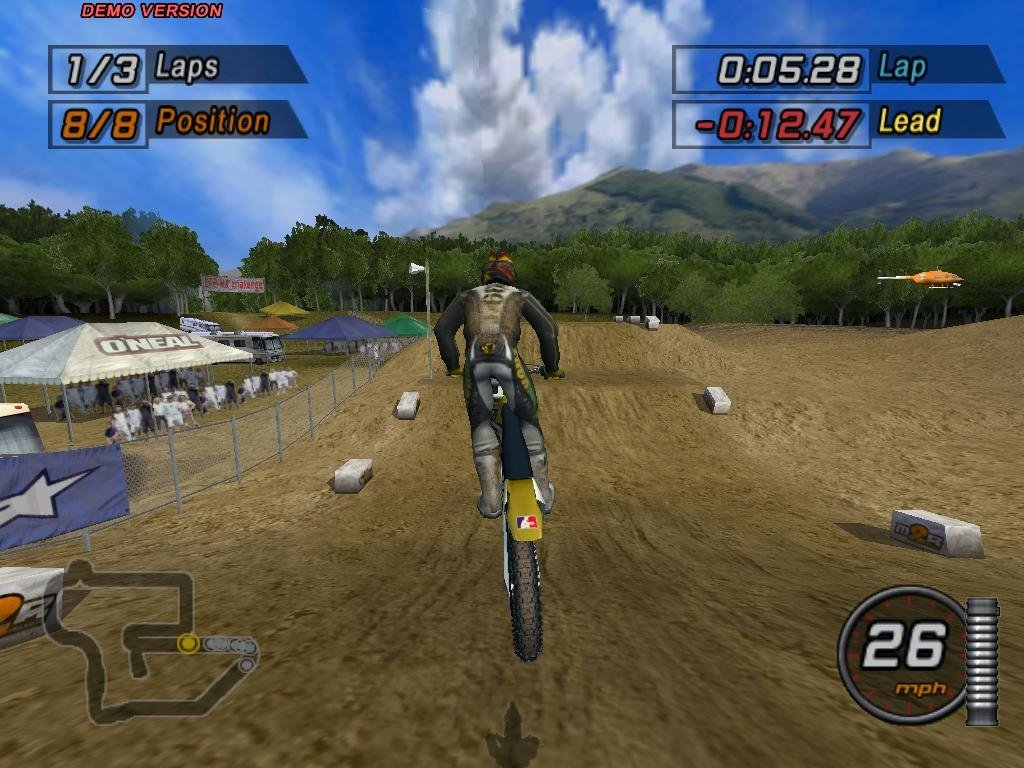 game mtx mototrax motocross pc