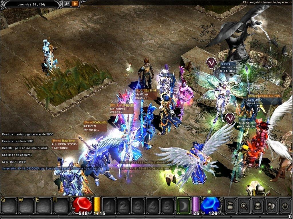 Mu Online 15-02-2012