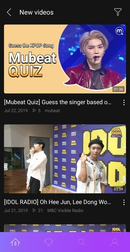 Mubeat for KPOP Lovers 01 04 23 - Download for Android APK Free