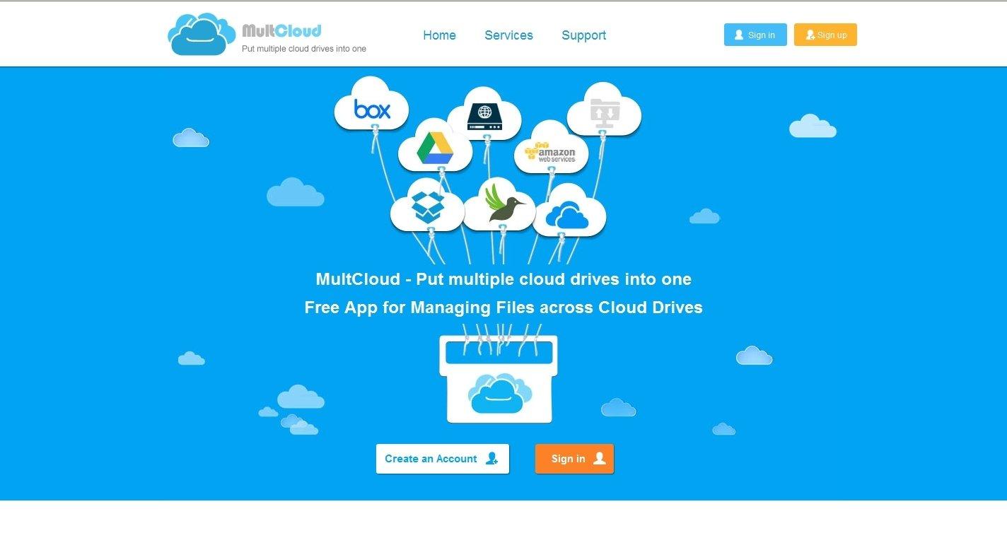 MultCloud Webapps image 7