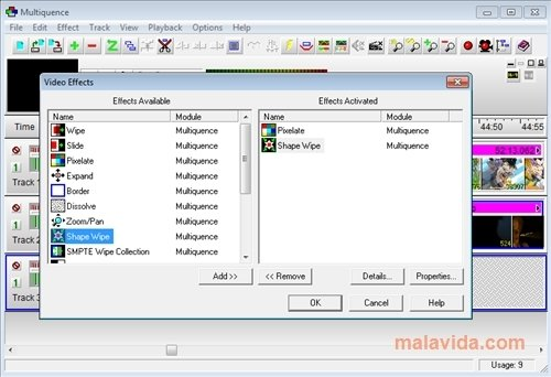 multiquence 2.55